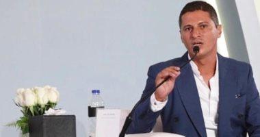 عمرو منسى: دورى فى الدورة المقبلة من مهرجان الجونة كشريك مؤسس فقط