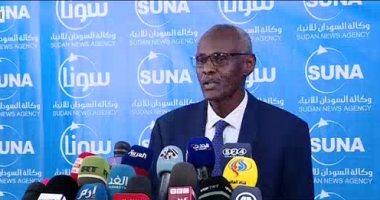 ياسر عباس وزير الرى السودانى