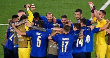 صورة يورو 2020.. إيطاليا تنافس ويلز على صدارة المجموعة الأولى