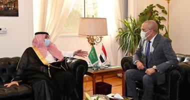 السعودية نيوز |                                              وزير التجارة السعودى: ما يجرى فى مصر من مشروعات تنموية نقلة غير عادية