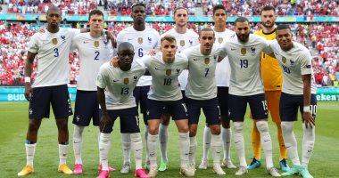 منتخب فرنسا ضد المجر.. أبرز أرقام تعادل الديوك فى يورو 2020