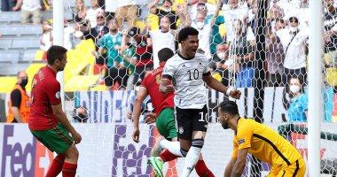 """يورو 2020.. ألمانيا تقلب الطاولة على البرتغال 2-1 فى شوط مثير """"فيديو"""""""