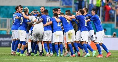 مانشينى يعلن قائمة إيطاليا لمواجهات تصفيات كأس العالم 2022
