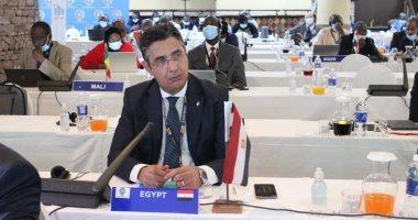 البريد المصرى يشارك باجتماعات مجلس إدارة اتحاد البريد الأفريقى الشامل بزيمبابوى