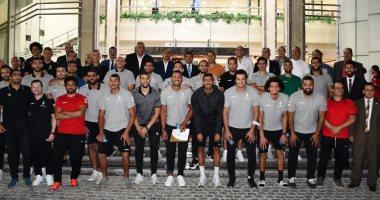 جارسيا يعلن قائمة منتخب اليد لمعسكر الأولمبياد