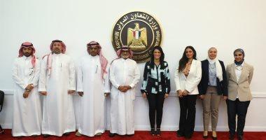 السعودية نيوز |                                              اللجنة المصرية السعودية المشتركة تدشن موقعا إلكترونيا حول منحة تنمية المشروعات