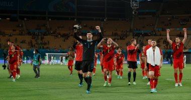 يورو 2020.. أبرز أرقام فوز منتخب بلجيكا على البرتغال وتأهله لدور الثمانية