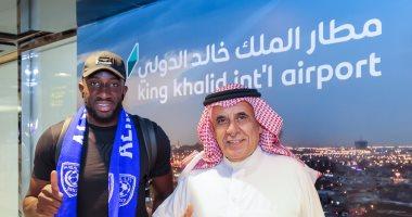 السعودية نيوز |                                              موسى ماريجا يصل الرياض ويوجه رسالته لجماهير الهلال السعودي.. صور