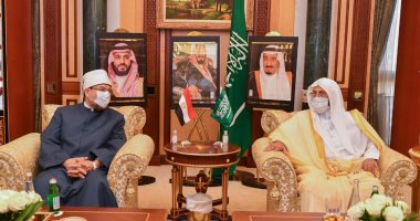 السعودية نيوز |                                              وزير الأوقاف: سنعمل مع السعودية على استئصال الفكر المتطرف.. صور