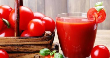 الفوائد الصحية لعصير الطماطم.. منها إنقاص الوزن وتقوية جهاز المناعة
