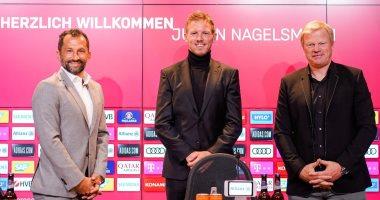ناجلسمان: لن أكون طاغية فى بايرن ميونخ