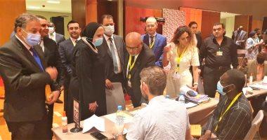 التمثيل التجارى ينظم لقاءات مكثفة بين الشركات المصرية والسنغالية