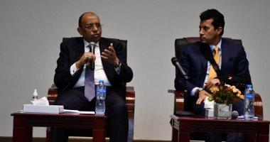 وزيرا الرياضة والتنمية المحلية يشاركان بختام فعاليات المشروع القومى لتأهيل الشباب