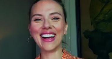 """سكارليت جوهانسون تكشف عن علاقتها بابنتها """"روز"""" مع طرح فيلمها Black Widow"""