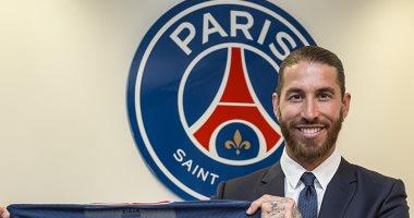 باريس سان جيرمان يعلن ضم سيرجيو راموس لمدة موسمين.. صور وفيديو