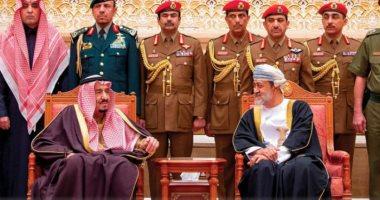 السعودية نيوز |                                              سلطان عمان يزور السعودية الأحد المقبل فى أول زيارة خارجية له منذ تقلده منصبه