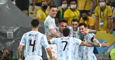 الأرجنتين بطلا لـ كوبا أمريكا للمرة الـ15 بالفوز على البرازيل.. فيديو