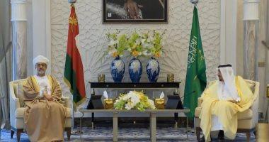 السعودية نيوز |                                              الملك سلمان وسلطان عمان يطلقان مجلس التنسيق السعودى العمانى