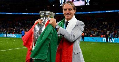 كيف حول مانشيني إيطاليا من غائب عن مونديال 2018 إلى أبطال أوروبا 2020
