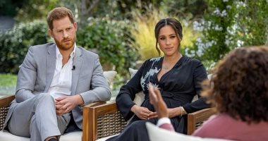 ترشيح مقابلة الأمير هارى وميجان مع أوبرا وينفرى لجائزة إيمى