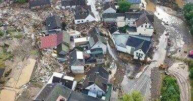 ارتفاع عدد ضحايا الفيضانات فى أوروبا إلى 157 قتيلا