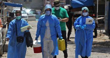 العراق الوضع الوبائى فى البلاد خطير جدا وفى ذروة الموجة الثالثة لكورونا