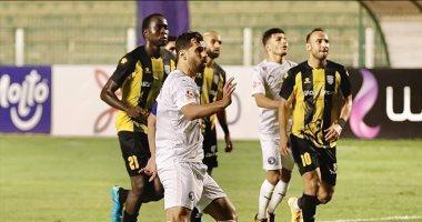 اهداف مباراة بيراميدز والمقاولون العرب في بطولة الدوري