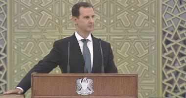 بشار الأسد: نضع نصب أعيننا تحرير ما تبقى من أرض سوريا من الإرهابيين
