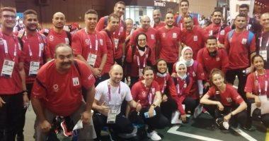 استمرار توافد البعثة المصرية إلي اليابان للمشاركة بأولمبياد طوكيو.. صور