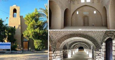 مدير مشروع إحياء قرية حسن فتحى: تم ترميم المسجد والمسرح والخان