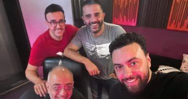 3 أغانى جديدة لـ صابر الرباعى بتوقيع مدين وكريم عبد الوهاب