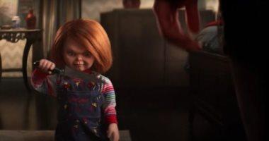 بوستر رسمى لـ Chucky تظهر فيه الدمية الأكثر شهرة ورعبا