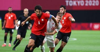 السعودية نيوز |                                              أسباب اعتذار أحمد حجازى للاعبى منتخب مصر بعد وداع الأولمبياد