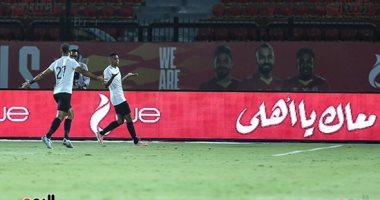 بامبو يتعادل للبنك الأهلى في مرمى الأهلي بالدقيقة 86.. فيديو وصور