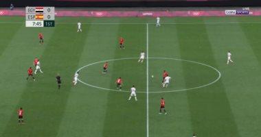 15 دقيقة.. التعادل السلبى بين منتخب مصر وإسبانيا بأوليمبياد طوكيو