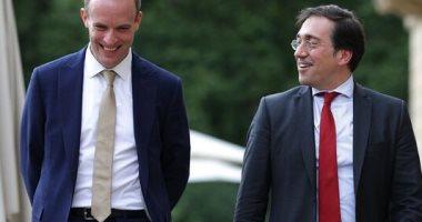 """وزير خارجية إسبانيا: سنلجأ لـ""""شرطة الحدود"""" للسيطرة على حدودنا مع جبل طارق"""