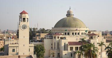 عميد إعلام القاهرة تؤكد انتظام الدراسة وتطعيم الطلاب بلقاح كورونا