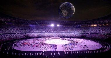 صورة التكنولوجيا والسلام تندمجان فى حفل افتتاح أولمبياد طوكيو 2020.. صور
