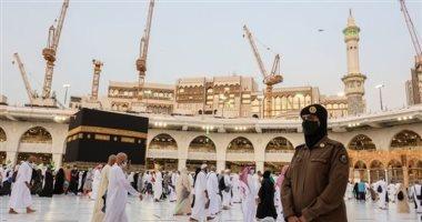 السعودية نيوز |                                              مجندات سعوديات يشاركن فى تأمين الحجاج لأول مرة.. صور