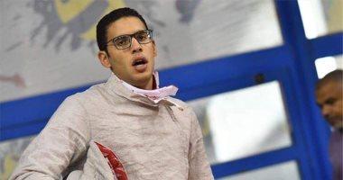 البطل المصري محمد عامر
