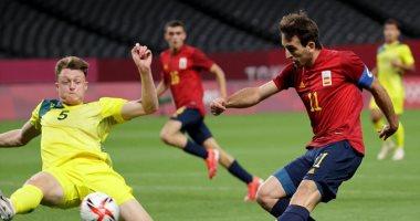 اسبانيا ضد استراليا