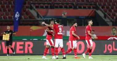 ترتيب هدافي الدوري المصري عقب مباراة الاهلي والانتاج الحربي