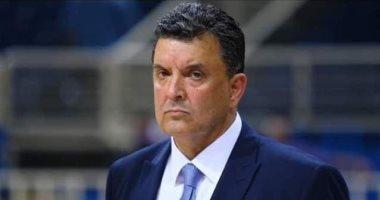 """اليونانى """"أنجيلو"""" مديرا فنيًا لفريق السلة بالزمالك لمدة موسم واحد"""