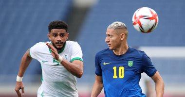 السعودية نيوز |                                              البرازيل تتأهل إلي ربع نهائي أولمبياد طوكيو بثلاثية في السعودية.. فيديو