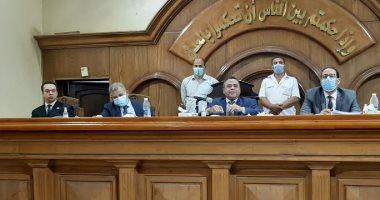 صورة السجن 10 سنوات وسنة مع الإيقاف لـ29 متهما فى تزوير استمارات نجاح بالشرقية