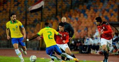 موعد مباراة مصر والبرازيل في أولمبياد طوكيو