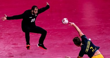 منتخب مصر لليد يهزم السويد 27/22 ويتأهل لربع نهائي أولمبياد طوكيو