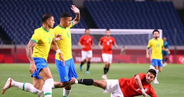 مصر والبرازيل