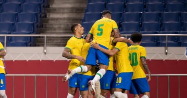 البرازيل تثأر من المكسيك بعد 9 سنوات وتتأهل لنهائى أولميباد طوكيو 2020