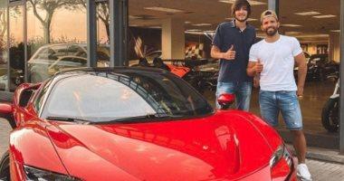 صورة سيارة أجويرو الجديدة في برشلونة.. سعرها نصف مليون يورو وقوتها 1000 حصان